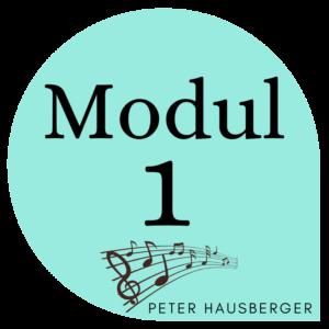 Harmonikaschule Band 1 | Modul 1